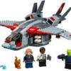レゴ(LEGO) マーベル スーパー・ヒーローズ 映画「キャプテン・マーベル」のレゴのセット!