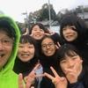 奈良マラソン2019外伝2 今ノ葉狂志郎さんと会いたい!!往復6kmで出会ったJKのガチャピン親衛隊!!