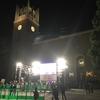 大学院ゼミの日は早稲田祭前日でした。