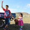 モンゴル流、3カ月間の長ーい夏休みの過ごし方。