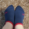 cw-Xの靴下を買ってみたよ【楽天スーパーセール購入品】運動用だけど普段使いにもおすすめ!脱げないアンクルソックス