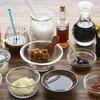 常温保存できる調味料は塩・胡椒・七味唐辛子。まずはこれ