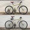 クロスバイクをグラベル化計画 - その3「シートポストとステム交換」