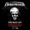 Dirkscneider GOD BLESS YA!! 来日公演 2016 - ブートレッグ盤レビュー