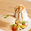 高さ15cmのホイップクリームのパンケーキの『エッグスンシングス』はインスタ映えだぞっ! #エッグスンシングス