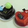 ハートのケーキ☆