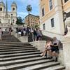 【ローマ】ローマの休日で有名な観光地 スペイン広場
