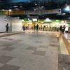 新宿駅がすっからかん✨✨
