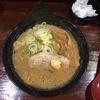 麺屋八丸(豊田市)焙煎味噌豚骨らーめん 800円