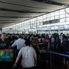 7日目:LATAM航空 LA269 サンティアゴ〜プエルトモン エコノミー