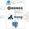 Docker-Compose × kong/konga/postgre × 一気に作れるyamlを作ってみた