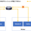 Calico と MetalLB を BGP モードで共存させる環境を作ってみた【Kubernetes】
