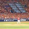 横浜スタジアムで黒田博樹を見た!