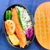 【普通弁当】焼鮭弁当【鮭はスーパーフード】
