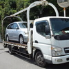 志木市から遺産相続の車検切れ故障車をレッカー車で廃車の引き取りしました。