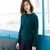 ユニクロのコットンカシミヤケーブルセーター、メンズとウィメンズのサイズ感の違いは?