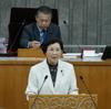 29日、阿部県議が代表質問、県の答弁は何も変わらず。新設した北庁舎に危機管理センターがオープン