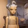 東京行2 深沢小さな美術館でプリンプリンに会う