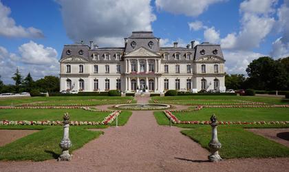 フランスを車で旅行してきました!13〜15日目【シャトーホテルに泊まる】