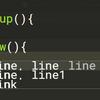 Processingの開発を色んなエディタでできるようにする