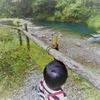秋川渓谷でマス釣り。息子の釣果は・・