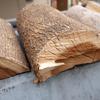 生木も「過酷な環境」であれば、冬季33日間の乾燥でも薪として使える??