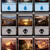 【MTG】土地カードで世界の絶景巡り<アモンケット編>