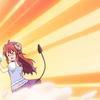 【1日1話】まちカドまぞく第1話『優子の目覚め‼家庭の事情で今日から魔族』感想