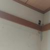 DIY!部屋の壁紙張り替えは簡単!