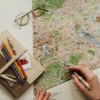 パソコンに地図をダウンロードして、オフラインで地図を見る!