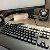 新しいキーボードを購入したよ!打ちやすさ格別!さすがLogicool!