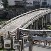 祇園橋から天草四郎乗船の地 へ