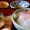【海鮮問屋 北の商店】お魚料理の日替わりランチ!サンフラワー通り周辺の和食