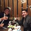 船橋のイタリア人の友人がペルー料理を喜んでくれて最高でした〜!『Buono! Buono!』連発でしたね(笑)