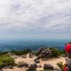 【新潟100名山】五頭山登山〜烏帽子岩経由で眺望抜群の五ノ峰へ〜