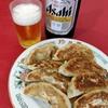 駒込「珍々亭」で《大盛餃ビー》を堪能した昼下がり