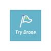 TryDroneのロゴマークが完成しました!