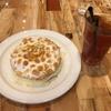 JS pancake cafe  ホワイトスモアパンケーキ