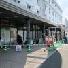 熊本駅の解体準備