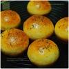 ボルシチのお供|小さな丸パン、パンプーシュカ&ビーツと辛味大根、赤カブのサラダ