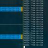 Socket.IOでサーバ・クライアント間通信