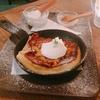 殿堂入りのお皿たち その27 【アリーカフェのフレンチトースト】