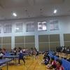 八尾市中学生オープン団体戦に参加