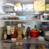 物が詰まった冷蔵庫を見て何かが切れる音がした