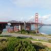 アメリカ留学 カリフォルニア一周の旅 3日目 ゴールデンゲート ブリッジ/チャイナタウン