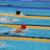 中級平泳ぎとスイムトレーニング