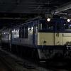 EF65-1107 廃車回送