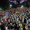 労働法制の改悪と共謀罪の創設に反対する連帯集会