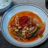 15分でできる究極の手抜き料理・鶏肉と豆のトマト煮込みのレシピ