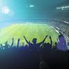 サッカースタジアムは夢の空間  #3日目